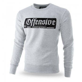 Bluza Classic An Unstoppable Offensive Pride  M / Czarny