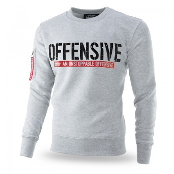 Bluza classic An Unstoppable Offensive Classic M / Czarny