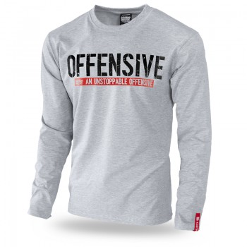 Longsleeve An Unstoppable Offensive Classic  M / Czarny
