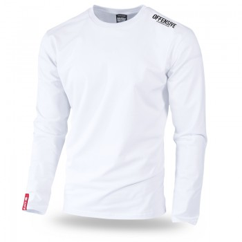 Longsleeve An Unstoppable Offensive Infinite  M / Biały