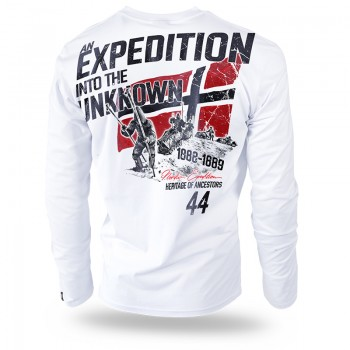 Longsleeve Unknown Expedition M / Czarny