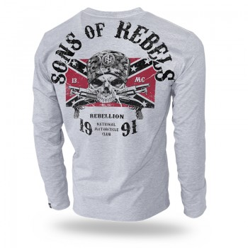Longsleeve Sons of Rebels M / Czarny