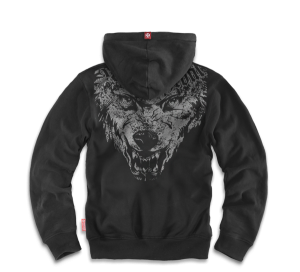 Bluza z kapturem Wolf Throat II