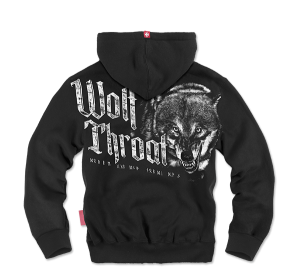 Bluza z kapturem Wolf Throat