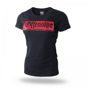 T-shirt An Unstoppable Offenssive Pride