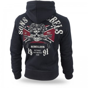Bluza z kapturem Sons of Rebels