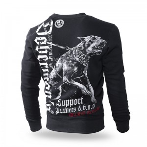 Bluza classic Dobermans Support