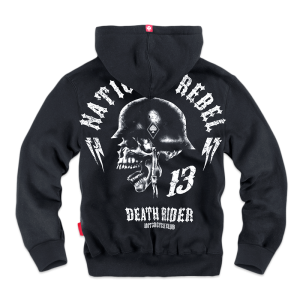 Bluza z kapturem National Rebel D.R