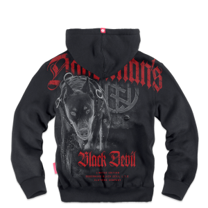 Bluza z kapturem Black Devil