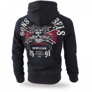 Bluza kangurka Sons of Rebels