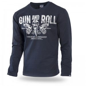 Longsleeve Gun and Roll