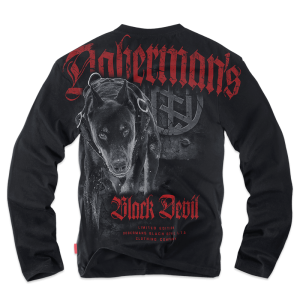 Longsleeve Black Devil
