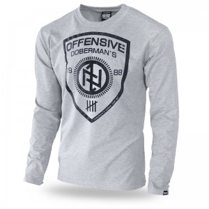 Longsleeve Doberman's Offensive Shield