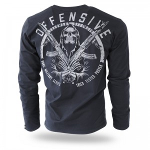 Longsleeve Military Offensive