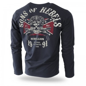Longsleeve Sons of Rebels