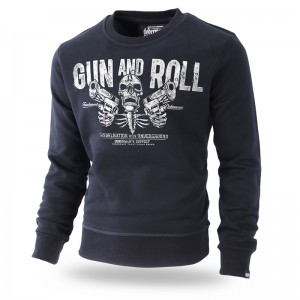 Bluza classic Gun and Roll