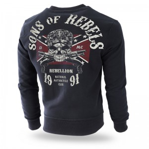 Bluza classic Sons of Rebels M / Czarny