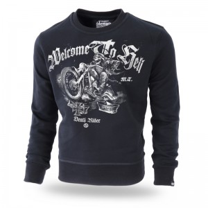 Bluza classic DR Welcome to Hell