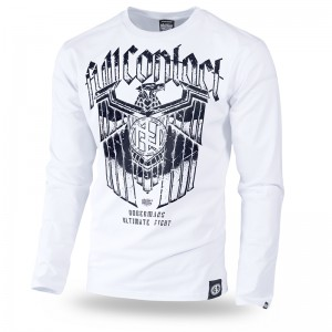 Longsleeve Full Contact Offensive M / Biały