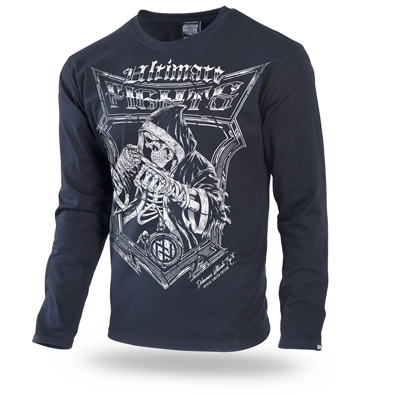 Longsleeve Ultimate Fights M / Czarny