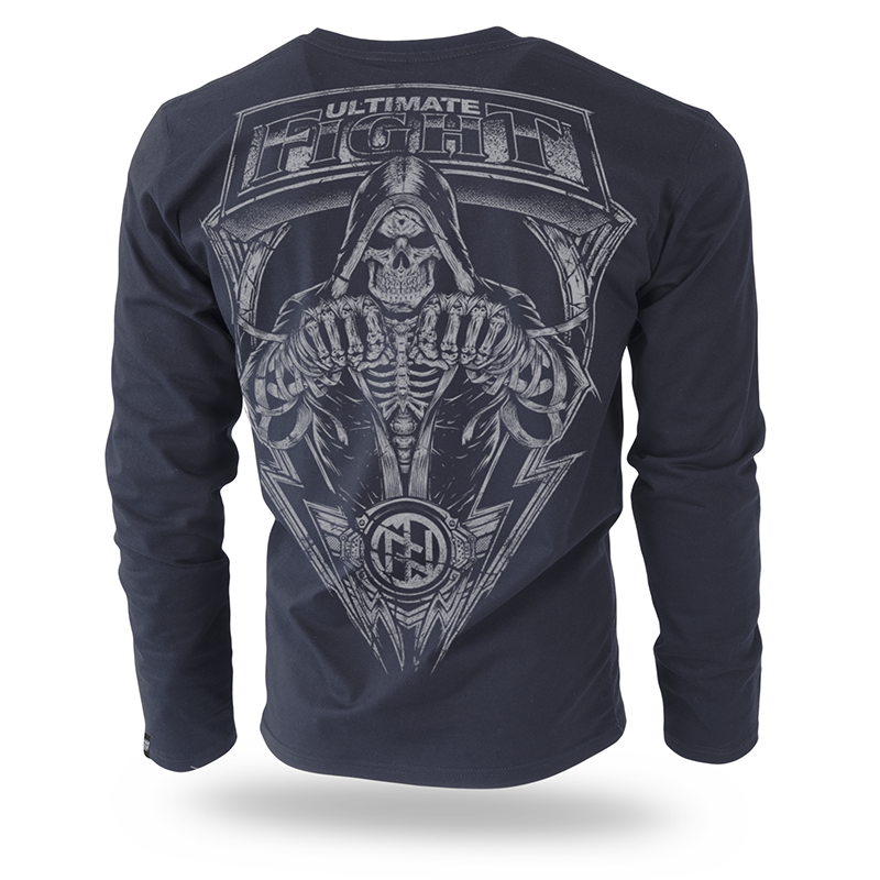 Longsleeve Ultimate Fight II M / Czarny